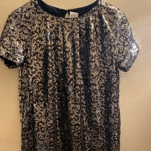 Size 11/12 sequence dress